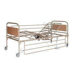 Ημι-ηλεκτρικό Νοσοκομειακό Κρεβάτι Μεταλλικό AC-405W AlfaCare
