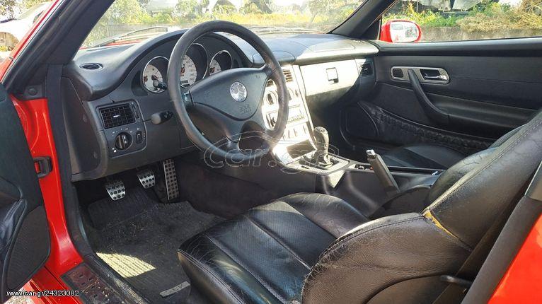 Τιμονι και κοντερ για Mercedes-Benz SLK R170