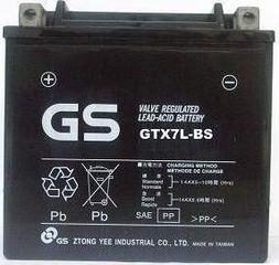 ΜΠΑΤΑΡΙΑ GS GTX7LBS (TAIWAN)