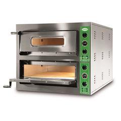 Φούρνος Πίτσας FAMA Ιταλίας 6+6 x 36cm 230V B12