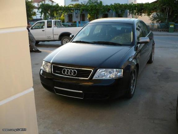 Audi A6 1999 1,8T Quattro