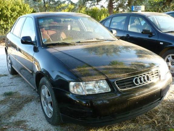 Audi A3 2002 1,8 20Valve, Auto