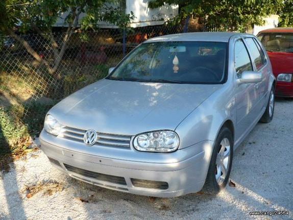 Volkswagen Golf 2000 Generation