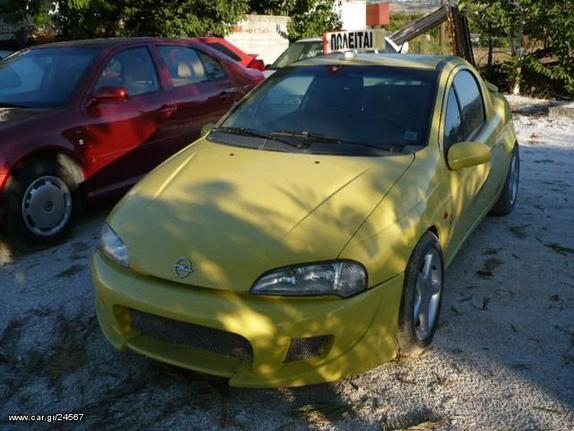 Opel Tigra '98