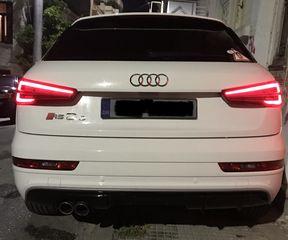 Audi Q3 '15 RsQ3 look panorama🇬🇷Quattro led