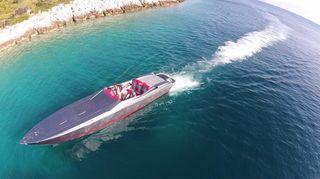 Σκάφος ανοιχτό - open '08 Nor-Tech  39'