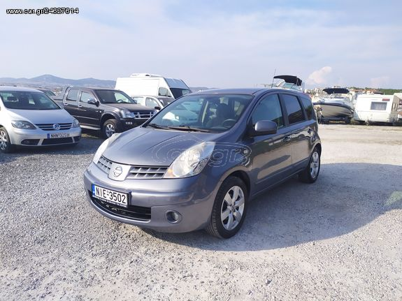 Nissan Note '08