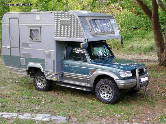 Αυτοκινούμενο αυτοκινούμενο '17 HYUNDAI PANGAEA 4Χ4