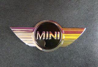 Σήμα Mini Cooper.