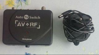 Διαμορφωτής AV σε RF