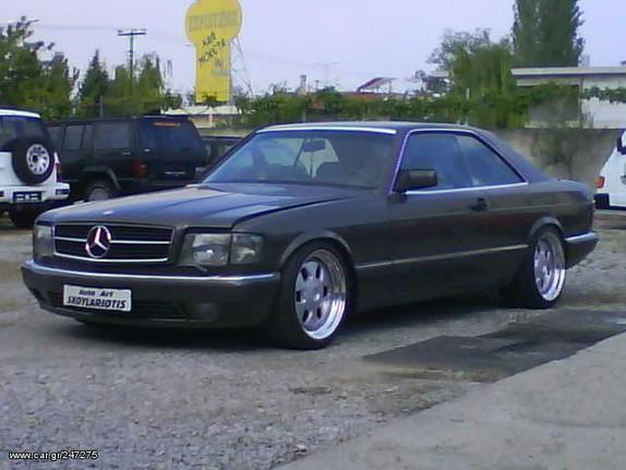 Mercedes-Benz 560 1990 W126