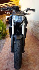 Yamaha MT-09 '14 Race blue ABS
