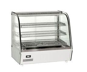 Θερμαινόμενη Βιτρίνα Επιτραπέζια Deli Plus 120