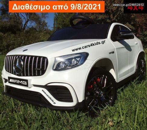 Mercedes-Benz '21 4x4 GLC 63S AMG