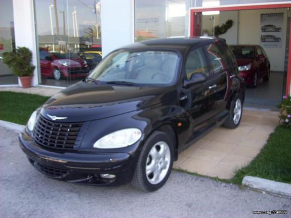 Chrysler PT Cruiser '02