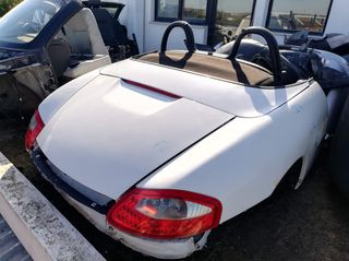 Porsche Boxster (2000-2006) φτερα-πορτεs