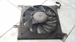 Βεντιλατέρ ανεμιστήρας μηχανής OPEL AGILA A SUZUKI WAGON-R