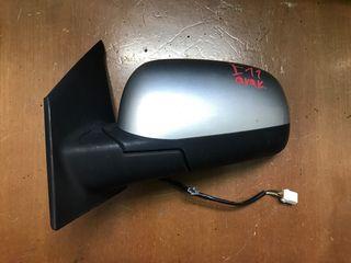 Καθρέπτης ηλεκτρικός ηλεκτρικά ανακλινόμενος αριστερά Nissan Note E11 06-13
