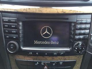 Navigation RADIO-CD για Mercedes-Benz E-CLASS W211