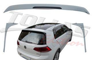 VW GOLF VII (7) 3D & 5D ROOF SPOILER look GTI / ΑΕΡΟΤΟΜΗ ΟΡΟΦΗΣ