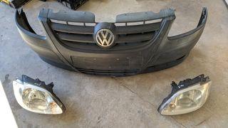 Μπροστινή φανοποιία (προφυλακτήρας, φανάρια & καπό) από VW Fox 2005-2011. Δίνονται τμηματικά - συνδυαστικά.