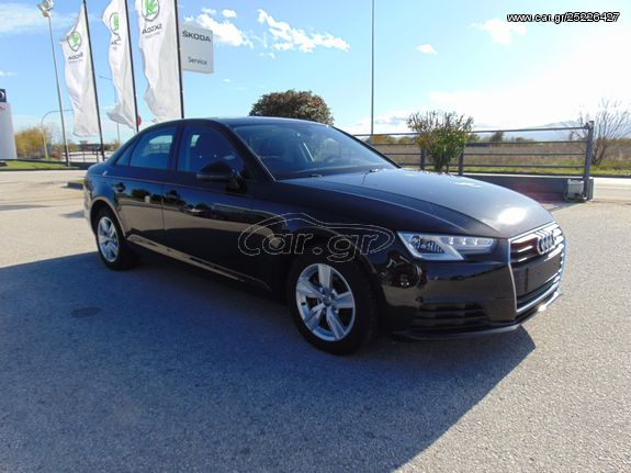 Audi A4 '17 2.0 TDI 150PS STRONIC