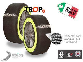 Ετοιμοπαραδότες Χιονοκουβέρτες Multigrip, Made in Italy – Για όλα τα Μοντέλα Αυτοκινήτων