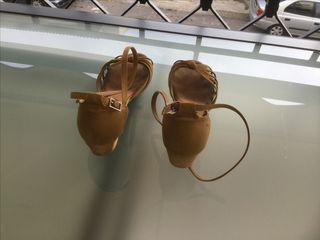 Παπούτσια χορου Δερματινα