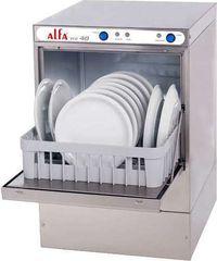 Πλυντήριο Πιάτων- Ποτηριών ELVIOMEX ALFA 40 ECO. Στοκ. Ποιότητα & Τιμή StockInox.
