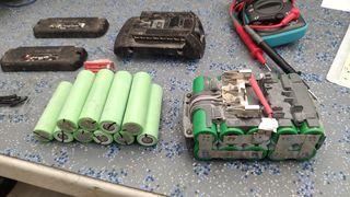 Μπαταρίες εργαλείων και συσκευών