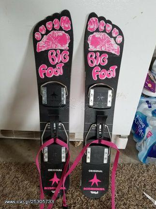 Χειμερινά σπόρ ski '19 SNOWBLADES BIG FOOT KNEISSL
