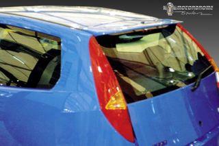 FIAT PUNTO 3D ΑΕΡΟΤΟΜΗ  / SPOILER  2000-2010  [καινουργια]