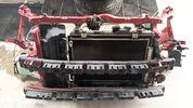 Καπό, αριστερό φανάρι και μετώπη χωρίς μπροστινές τραβέρσες από Suzuki Swift 2005-2012 (70€ καπό, 40€ φανάρι, 80 μετώπη)-thumb-2