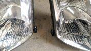Καπό, αριστερό φανάρι και μετώπη χωρίς μπροστινές τραβέρσες από Suzuki Swift 2005-2012 (70€ καπό, 40€ φανάρι, 80 μετώπη)-thumb-5
