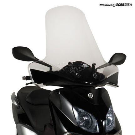 Παρμπρίζ Yamaha X-City 250 '07 διάφανο GIVI D439ST