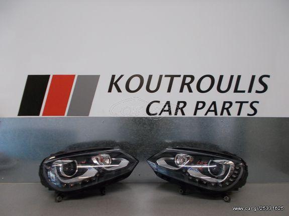 VW EOS 2012-2019 ΦΑΝΑΡΙΑ Bi XENON