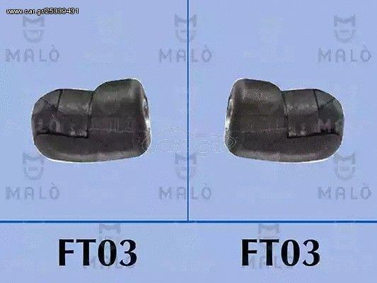 Αμορτισέρ αερίου MALO 127097