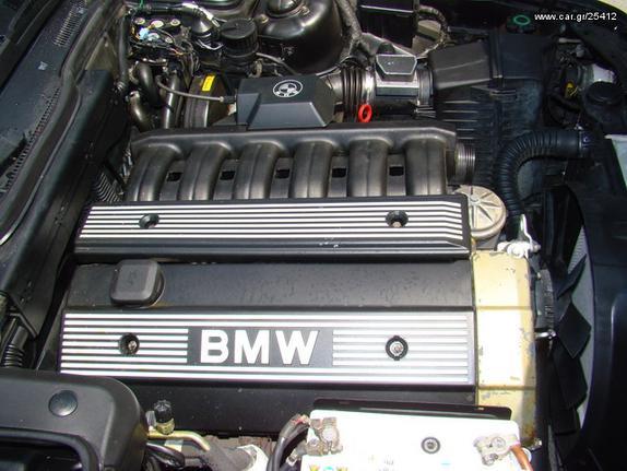 Bmw 525 1995 E34