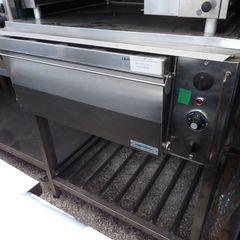 Φούρνος Πίτσας Ηλεκτρικός Μονός με βάση 88,5x89x106