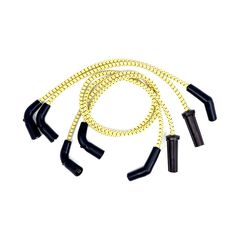 ΜΠΟΥΖΟΚΑΛΩΔΙΑ TAYLOR CLASSIC THUNDER BRAIDED CLOTH WIRE SET YELLOW