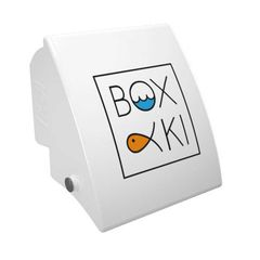 BOXAKI ειδικά σχεδιασμένο κουτί ασφαλείας για ομπρέλες θαλάσσης SafeLiving χωρίς κλειδί | BOXAKI-1/1