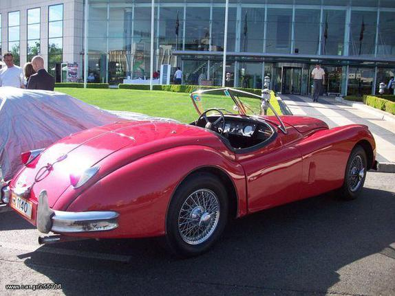 Jaguar XK 1951 140 Le Man