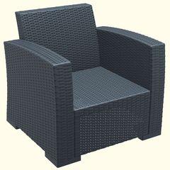 Πολυθρόνα MONACO του οίκου Siesta από υψηλής ποιότητας πολυπροπυλένιο με ενίσχυση από υαλώδεις ίνες | 53.0150