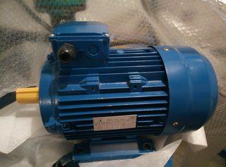 Ηλεκτροκινητηρας  τριφασικός 3KW/4HP