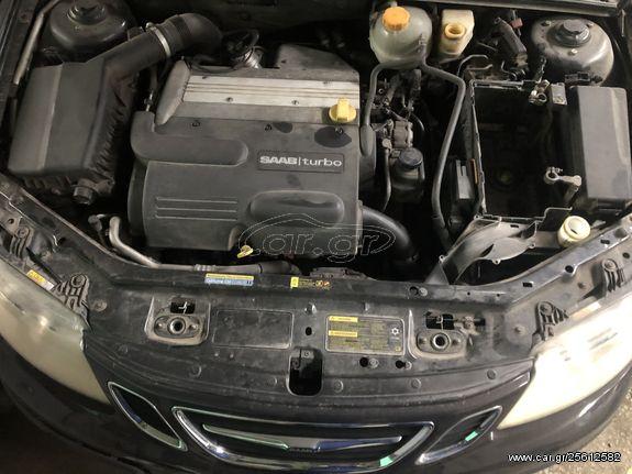 B207 κινητήρας  και σασμαν αυτόματο για Saab 9-3
