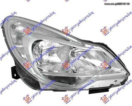 Φανάρι Εμπρός OPEL CORSA Hatchback / 3dr 2011 - 2014 ( D ) 1.0 (L08, L68)  ( Z 10 XEP  ) (60 hp ) Βενζίνη #032805283