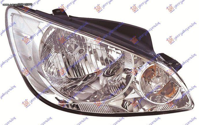 Φανάρι Εμπρός HYUNDAI GETZ Hatchback / 3dr 2006 - 2009 ( TB ) 1.1  ( G4HD  ) (63 hp ) Βενζίνη #026105141