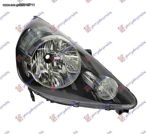 Φανάρι Εμπρός HONDA JAZZ Hatchback / 5dr 2005 - 2008 ( GD ) 1.2 i-DSI (GD5, GE2)  ( L12A1,L12A4  ) (78 hp ) Βενζίνη #049905143