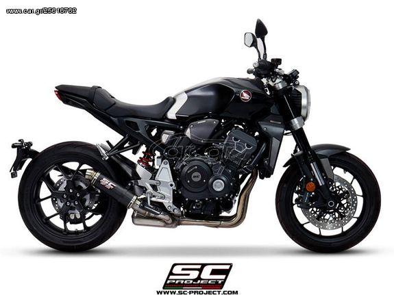Sc Project Εξάτμιση Τελικό Gp-M2 Carbon Honda CB 1000 R Neo Sport Cafe 2018 - 2020