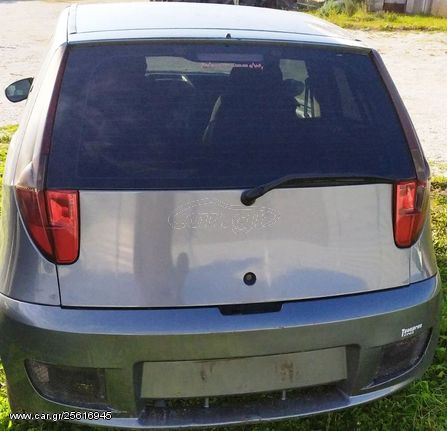 FIAT PUNTO SPORTING 2003-843A1000         Ψυγεία Κλιματιστικών A/C